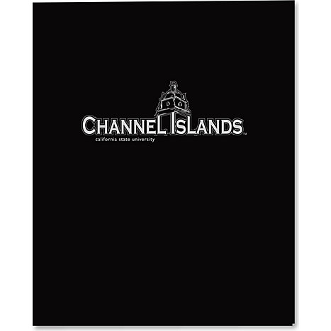 Product: California State University - Channel Islands Folder 2 Pocket