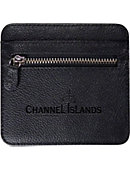 California State University - Channel Islands Leather Wallet