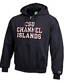 California State University - Channel Islands Full-Zip Hooded Sweatshirt
