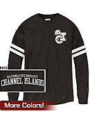 California State University - Channel Islands Dolphins Women's Ra Ra T-Shirt