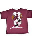 Morehouse College Football Player Toddler T-Shirt