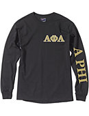 Morehouse College Alpha Phi Alpha Long Sleeve T-Shirt