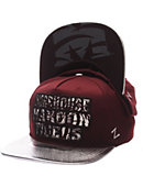 Morehouse College Flat Snap Cap