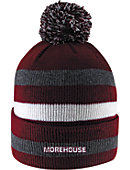 Morehouse College Knit Cuff Pom Hat