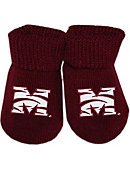 Morehouse College Baby Booties