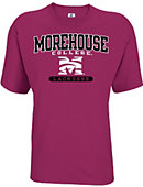 Morehouse College Lacrosse T-Shirt