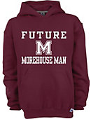 Morehouse College Youth Hooded Sweatshirt