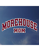 Morehouse College Mom Decal