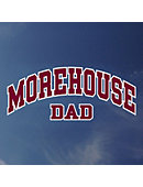 Morehouse College Dad Decal