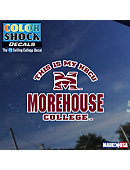 Morehouse College Maroon Tigers 'This Is My HBCU' Decal