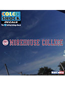 Morehouse College Strip Decal
