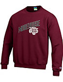 Morehouse College Maroon Tigers Youth Crewneck Sweatshirt