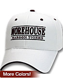 Morehouse College Maroon Tigers Low Profile Cap