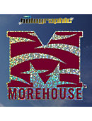 Morehouse College Hologram Decal