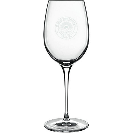 Product: Morehouse College 12 oz. Wine Glass