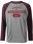 Morehouse College Baseball Victory Falls Long Sleeve T-Shirt