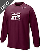 Nike Morehouse College Long Sleeve Classic T-Shirt