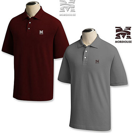 Product: Cutter & Buck Morehouse College Ace Pique Polo