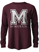Morehouse College Watch Hill Waffle Long Sleeve T-Shirt