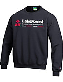 Lake Forest Graduate School of Management School of Business Crewneck Sweatshirt