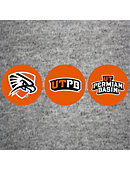 University of Texas of the Permian Basin 3-Pack Mini Button