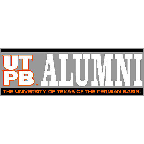 Product: UTPB Alumni Decal