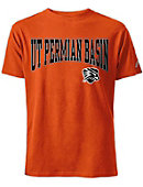 University of Texas of the Permian Basin Falcons All American Short Sleeve T-Shirt