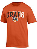 University of Texas of the Permian Basin Falcons Graduate Short Sleeve T-Shirt