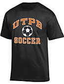 University of Texas of the Permian Basin Soccer T-Shirt