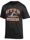 University of Texas of the Permian Basin Swimming T-Shirt