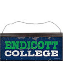 Endicott College Gulls Country Tin Sign
