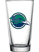 Endicott College Gulls 16 oz. Drinking Glass