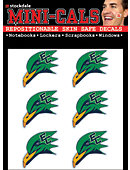 Endicott College Gulls Face Decal