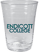 Endicott College 16 oz. Glass Party Cup