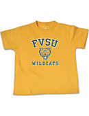 Fort Valley State University Toddler Short Sleeve T-Shirt