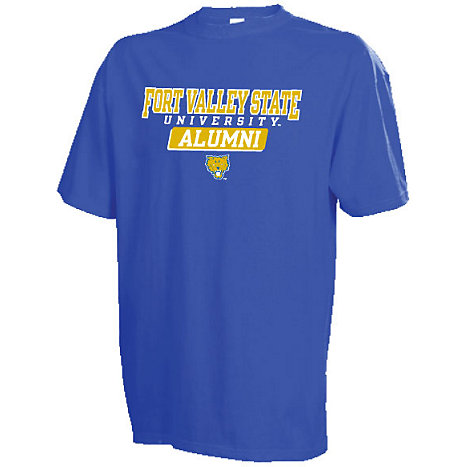 Fort Valley State University Alumni T Shirt Fort Valley