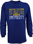 Fort Valley State University Wildcats Long Sleeve T-Shirt