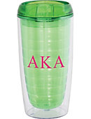 Fort Valley State University Alpha Kappa Alpha 15 oz. Tumbler