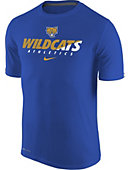 Nike Fort Valley State University Wildcats Athletics Dri-Fit T-Shirt