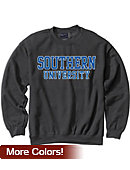 Southern University and A&M College Crewneck Sweatshirt