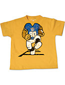 Southern University and A&M College Football Player Toddler T-Shirt