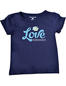 Southern University and A&M College Toddler Girls' Short Sleeve T-Shirt
