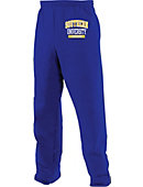 Southern University and A&M College Jaguars Open Bottom Sweatpants