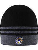 Southern University and A&M College Jaguars Striped Beanie