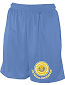 Southern University and A&M College Mesh Jump Shot Shorts