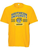 Southern University and A&M College Jaguars Short Sleeve T-Shirt