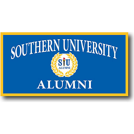 Pacific Southern University and A M College Alumni 18 x 36 Banner aa3ckucr