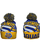 Southern University and A&M College Pom Knit Beanie