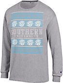 Southern University and A&M College Ugly Christmas Sweater Long Sleeve T-Shirt