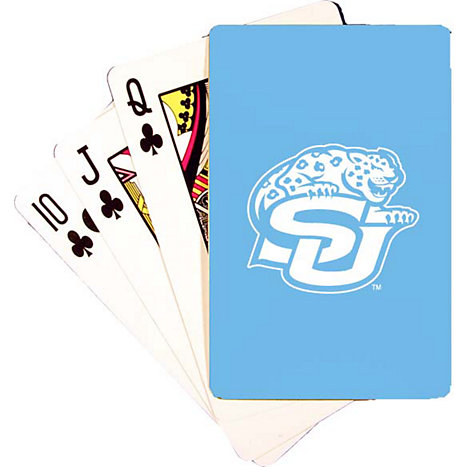 Product: Southern University Jaguars Playing Cards
